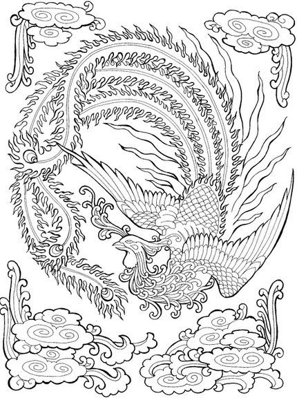 Putumayo Kids Europe Coloring Book together with Pretty Four Leaf Clover Coloring Pages X moreover Dragon Coloring Pages Has How To Train Your Dragon Coloring Pages additionally Maze Printables together with Geometry Coloring Pages For Kids And For Adults. on bird coloring pages for adults
