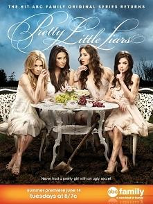 Słodkie kłamstewka (Pretty Little Liars) od 2010  serial: dramat, thriller  7...
