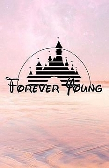 Forever Young ^^ Ulubiona tapeta <3