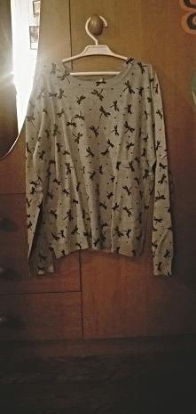 mój ukochany sweterek w ważki, choć na zdj nie wygląda aż tak super