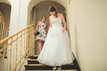 Moja wymarzona suknia ślubna :) jest również na sprzedaż