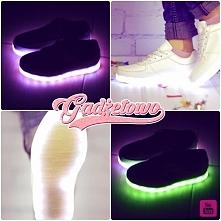 Podświetlane buty :)) więcej info o nich na moim kanale - 'adrianna skon...