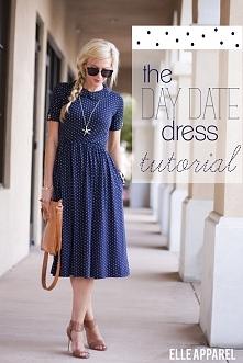 sukienka na randkę :)