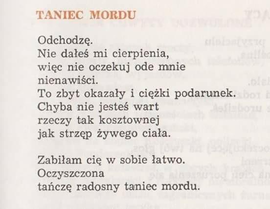 Anna świrszczyńska Na Cytaty Wiersze I Sentencje Zszywkapl