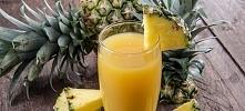 Co się stanie, gdy będziesz pić sok z ananasów? Zdziwisz się!