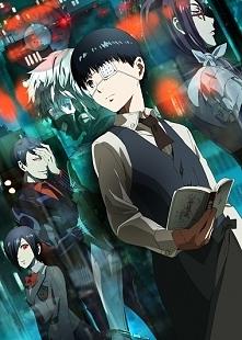 Tokyo Ghoul OPIS: Anime jest o świecie, w którym istnieją istoty zwane ghoul...
