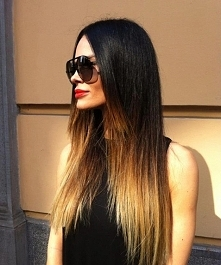 hej dziewczyny :) potrzebuję porady, chcę zrobić ombre, mam czarne włosy,a ch...