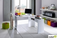 Białe biurko ALAN,  to świetne rozwiązanie jeżeli chodzi o miejsce do pracy i...