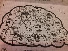 Moje doodle :) A jeśli wy t...