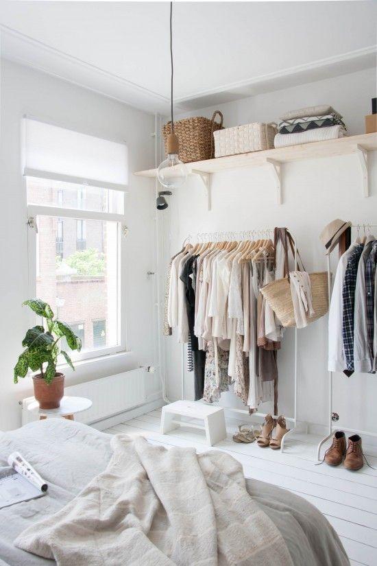 Pokój I Garderoba W Jednym świetne Pomysły Na Zagospo