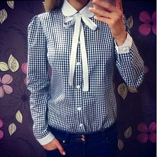 Koszula z kokardką - 43,99z...