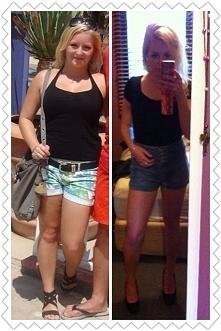 Jak stracić 10 kg? - metamorfoza Agaty ->klik w obrazek