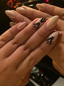 moje paznokcie, nails