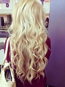 Co o nich myślicie Dziewczynki? ;) #hair #long #blonde #lovely
