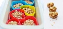 Muffinki marchewkowe na dziś :)
