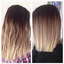 PROSTE CIĘCIA włosów, różne długości >>