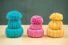 Jak zrobić małe czapeczki –...
