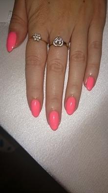 Manicure hybrydowy - moje podejście nr 1