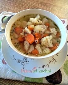 Prosta zupa warzywna | Paleo od kuchni