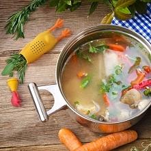 Saszetka na przyprawy do gotowania - Fred - Chicken Herb Infuser