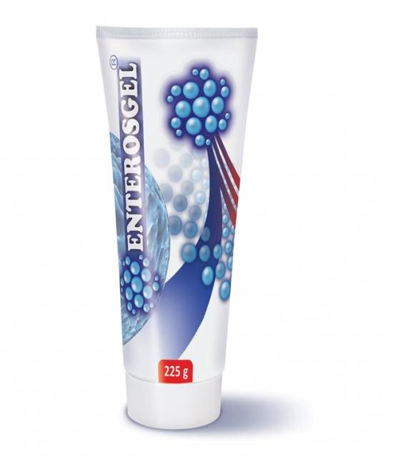 ENTEROSGEL - naturalny środek oczyszczający organizm i nie tylko.