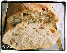 Chleb pszenny nocny - wilgotny chlebek bez wyrabiania (przepis po kliknięciu na foto)