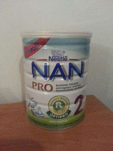 sprzedam mleko nan2 pro