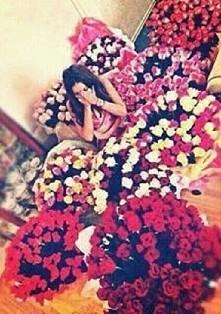 Kwiaty, kwiaty, kwiaty :D
