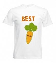 Koszulka BEST FRIENDS - koszulka przyjaźni ; koszulka dla przyjaciół ; koszul...