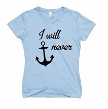 Koszulka LET YOU SINK - koszulka przyjaźni / koszulka dla przyjaciół / koszul...