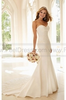 Stella York Dolce Fit-And-Flare Wedding Dress Style 6236