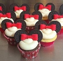 minnie cupcakes :) trzeba spróbowac...