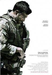 Snajper. 2014  Jako wysłany do Iraku Chris Kyle ma chronić swoich towarzyszy ...