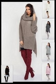 dzianinowe swetry - ArkanyMody.pl