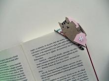 Zakładka do książek DIY  ho...