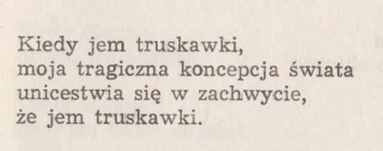 Anna świrszczyńska Skąd Wziąć Młody Aksamit Na Cytaty