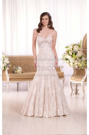Essense of Australia Fit-And-Flare Strapless Wedding Dress Style D2042  $479.00(52% off)  2016 wedding dress,cheap wedding dresses online,plus size wedding dresses,wedding dress for sale,wedding dress prices