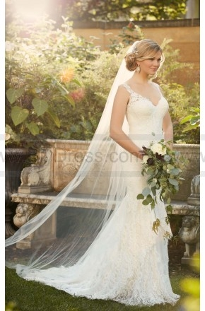 Essense of Australia Romantic Lace Wedding Gown Style D2065  $479.00(51% off)  2016 wedding dress,cheap wedding dresses online,plus size wedding dresses,wedding dress for sale,wedding dress prices