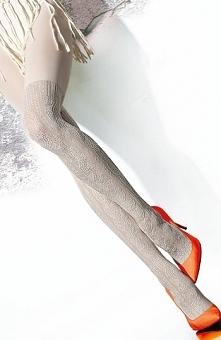 Fiore Sinead 60DEN rajstopy Stylowe rajstopy, wykonane w technologii 3D, pięk...