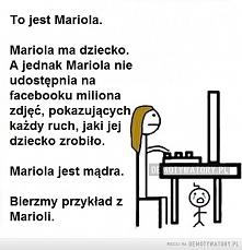 to jest Mariola