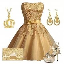 zakochałam się w tej sukien...