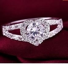 Srebrny pierścionek Si biżu...