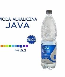 Woda alkaliczna - JAVA.  Op...
