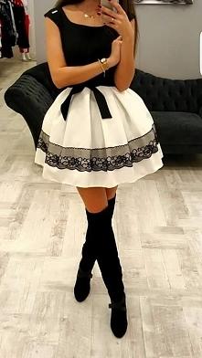 sukienka pianofashion - vin...
