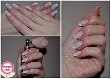 Klasyka nigdy nie wychodzi z mody :) Delikatny french manicure hybrydowy :)