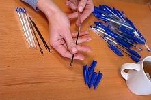 Nieraz widziałam ogłoszenia pracy w domu tzw. chałupnictwo, między innymi składanie długopisów. Czy ktoś z Was pracował lub pracuje w taki sposób?