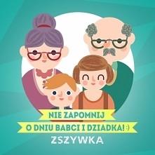 Pamiętacie o Dniu Babci i Dziadka ;-)?