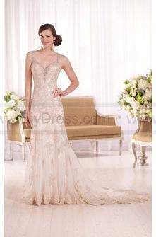 Essense of Australia Lavish Satin Sheath Wedding Gown Style D2050  $489.00(51% off)  2016 wedding dress,cheap wedding dresses online,plus size wedding dresses,wedding dress for ...
