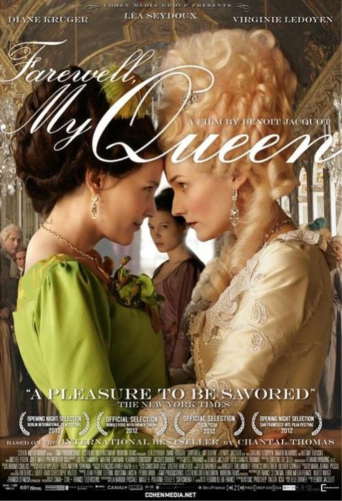Żegnaj, królowo - Les adieux ŕ la reine Farewell My Queen *2012* [720p] [Lektor PL]  (ONLINE)