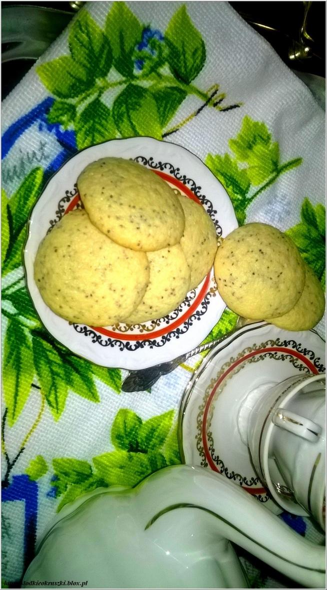 """Ciasteczka """"Makusie"""" - idealne słodkości do popołudniowej kawki.  Przepis po kliknięciu w zdjęcie"""